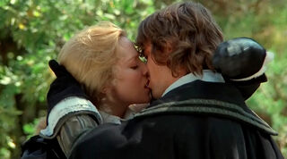 Justine de Winter (played by Kim Cattrall) The Return of the Musketeers 385