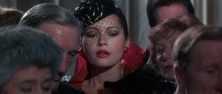 Fatima Blush (played by Barbara Carrera) Never Say Never Again 99-0