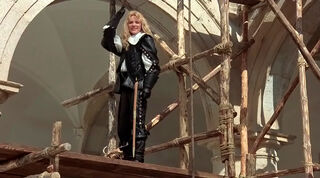 Justine de Winter (played by Kim Cattrall) The Return of the Musketeers 1027