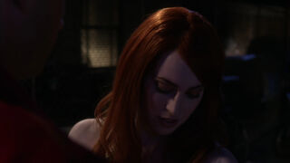 Maxima (played by Charlotte Sullivan) Smallville Instinct 143
