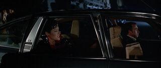 Fatima Blush (played by Barbara Carrera) Never Say Never Again 19-1