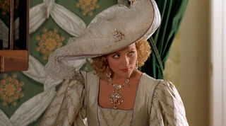 Justine de Winter (played by Kim Cattrall) The Return of the Musketeers 468