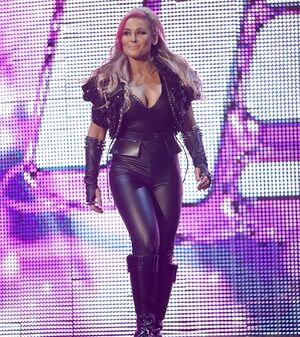 Heel Natalya Entrance