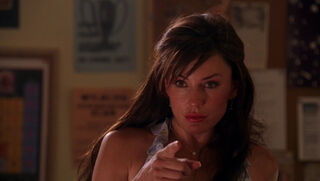 Desiree Atkins (played by Krista Allen) Smallville 15