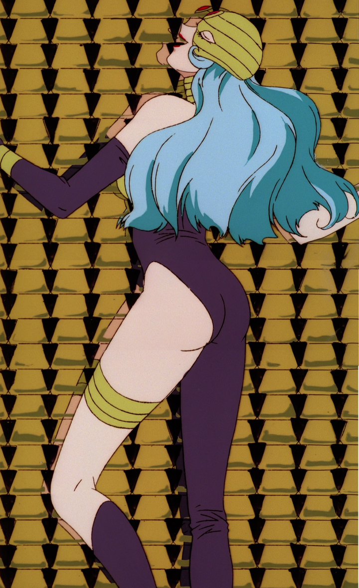 Image - Gold Digger 3 New Cutey Honey.png   EvilBabes Wiki ...