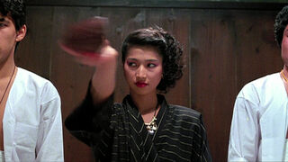 The Japanese Fighter in My Lucky Stars (played by Michiko Nishikawa) 75