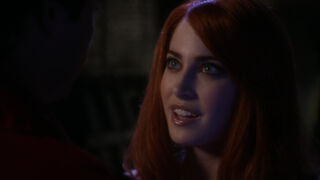 Maxima (played by Charlotte Sullivan) Smallville Instinct 145