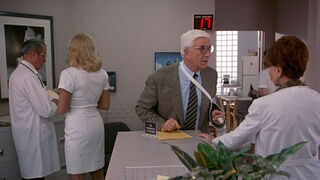 Tanya Peters in Naked Gun 3 (played by Anna Nicole Smith) 50