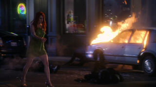 Maxima (played by Charlotte Sullivan) Smallville Instinct 128