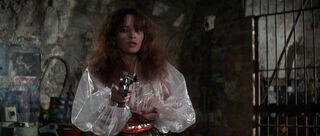 Fatima Blush (played by Barbara Carrera) Never Say Never Again 264