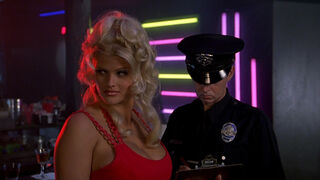 Tanya Peters in Naked Gun 3 (played by Anna Nicole Smith) 08