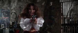 Fatima Blush (played by Barbara Carrera) Never Say Never Again 273