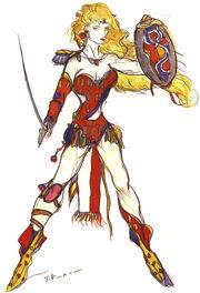 Lady Guard FF4