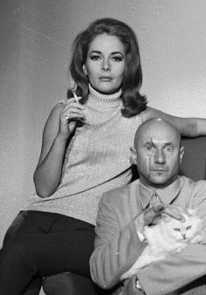 Karin dor donald pleasance