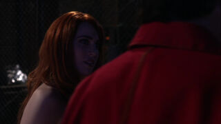 Maxima (played by Charlotte Sullivan) Smallville Instinct 142