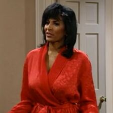 Janice in Red
