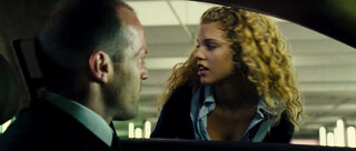 Car Jacking Girl (played by Annalynne McCord) The Transporter 2 06