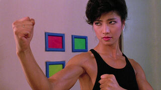 The Japanese Fighter in My Lucky Stars (played by Michiko Nishikawa) 149