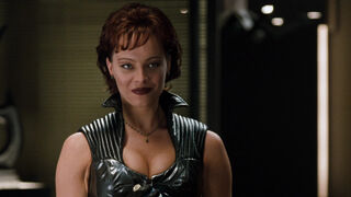 Jessica Priest in Spawn (played by Melinda Clarke) 62