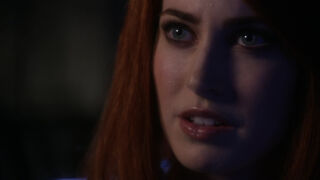 Maxima (played by Charlotte Sullivan) Smallville Instinct 152