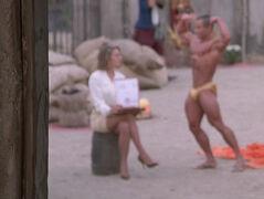 Michelle Rodham Huddleston (played by Brenda Bakke) Hot Shots 2 23