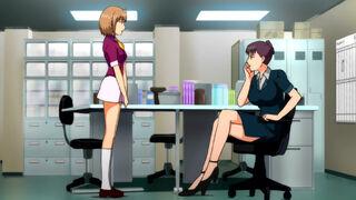 Risako Nagisa - Aika R-16 Virgin Mission - Ova 01 25