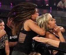 Evil Sarita vs Taylor Wilde