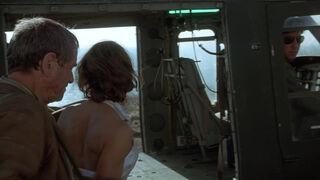 Michelle Rodham Huddleston (played by Brenda Bakke) Hot Shots 2 137