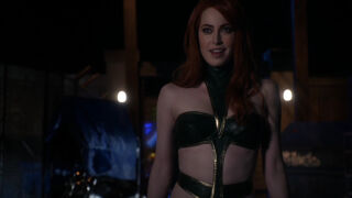 Maxima (played by Charlotte Sullivan) Smallville Instinct 05
