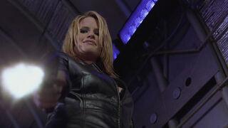 Erica Black in Turbulence 3 - Heavy Metal (played by Monika Schnarre) 26