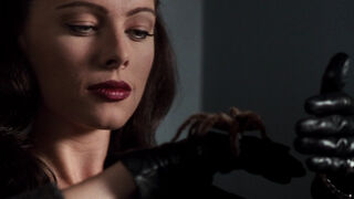 Jessica Priest in Spawn (played by Melinda Clarke) 14