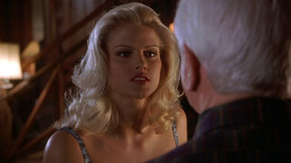 Tanya Peters in Naked Gun 3 (played by Anna Nicole Smith) 210