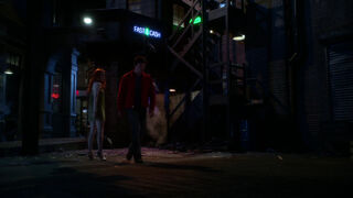 Maxima (played by Charlotte Sullivan) Smallville Instinct 141