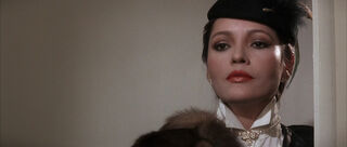 Fatima Blush (played by Barbara Carrera) Never Say Never Again 03-0