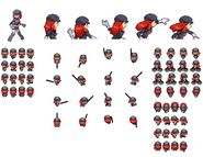 0 - Fanmade Sprite Sheet
