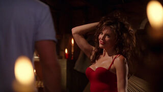 Desiree Atkins (played by Krista Allen) Smallville 34