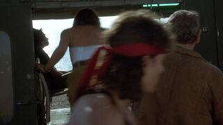 Michelle Rodham Huddleston (played by Brenda Bakke) Hot Shots 2 138