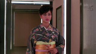 The Japanese Fighter in My Lucky Stars (played by Michiko Nishikawa) 30