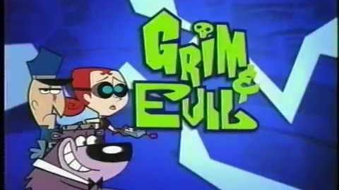 Grim & Evil Promo 2, Rare HQ