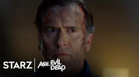 Ash vs Evil Dead Season 2 Trailer STARZ-0