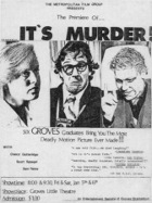 Super 8 origins its murder flier medium