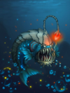Ds creature anglerfish preview