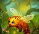 Bumblebee Cat