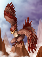 Ds creature harpy preview