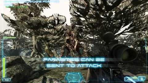 Early Prototype footage of the Host