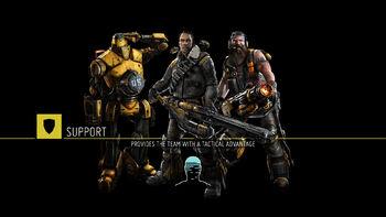 Evolve-Support-Hunter