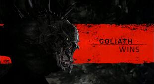 Goliath Wins