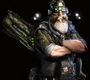Tech Sergeant Hank