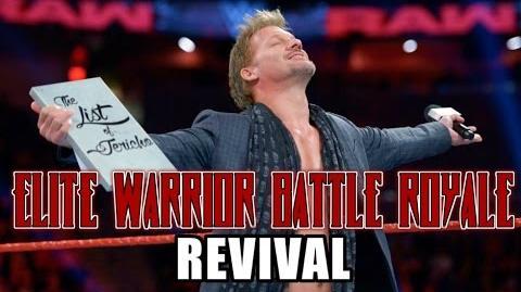 Elite Warrior Battle Royale Revival - Chris Jericho