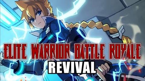 Elite Warrior Battle Royale Revival - Gunvolt